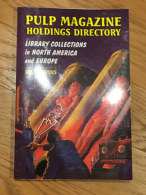 Jess Nevins - Pulp Magazine Holdings Directory - Library Collections in USA +