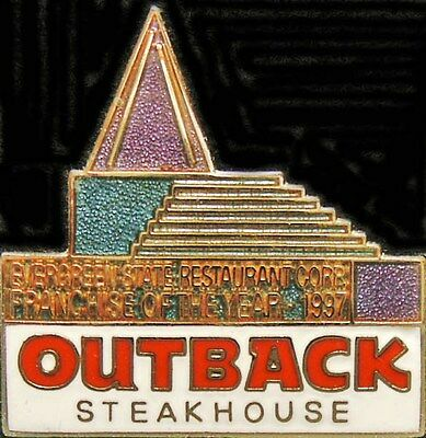 A3398 Outback Evergreen State Restaurant Group 1997