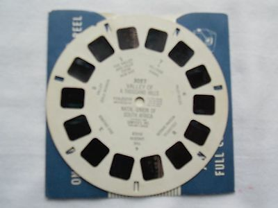 View Master  Reel 3027  Valley of a Thousand Hills  1948  Rare