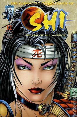 Shi The Way of the Warrior (1994) #12A FN