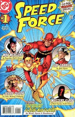 Speed Force (1997) #1 VF