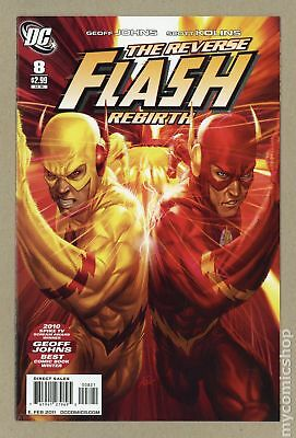 Flash (2010 3rd Series) #8B FN+ 6.5