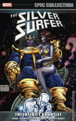 Silver Surfer The Infinity Gauntlet TPB (2017 Marvel) Epic Collection #1-1ST NM