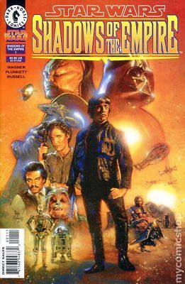 Star Wars Shadows of the Empire (1996) #1 FN