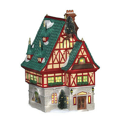 Department 56 Christmas House 56.56238