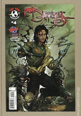 Darkness (2007 3rd Series) #4CHICAGO FN/VF 7.0