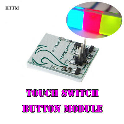 High Quality HTTM Series Capacitive Touch Switch Button Module Multicolor