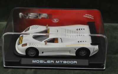 NSR 1010W MOSLER MT900R EVO made up KIT 1:32 USED BOXED Runs on Scalextric