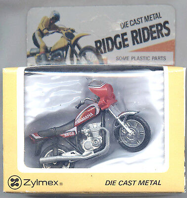 ZYLMEX Motorcycle Model YAMAHA Seca MIB Ridge Riders