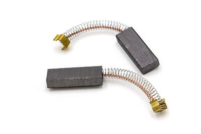 2x Motor brushes / Carbon brushes for Miele S200,S300,S500 Serie