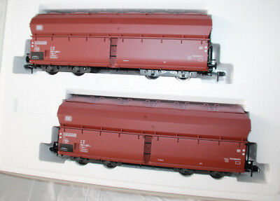 "Märklin Spur 1 58355 Wagen-Set ""Kali-Transport 1"" 2tlg. der DB in OVP (H30)"