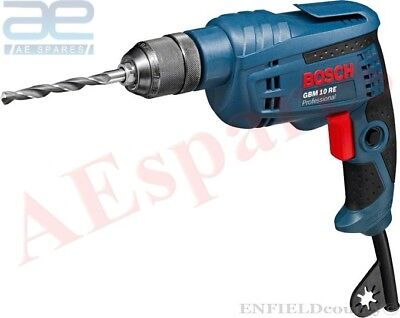 NEW DRILL BOSCH GBM 10 RE PROFESSIONAL TOOL @AEs