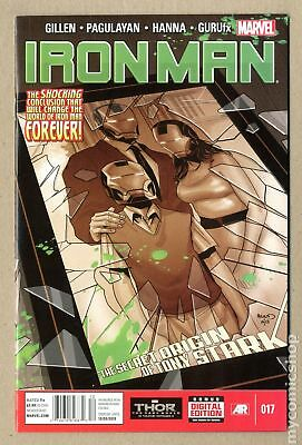 Iron Man (2012 5th Series) #17A VF+ 8.5