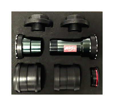 Token Ninja 5 in 1 - Thread Fit Bottom Bracket - Shimano 24mm - TF24
