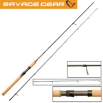 Savage Gear Parabellum CC UL 190cm 0-5g - Ultra Light Rute, Spinnrute
