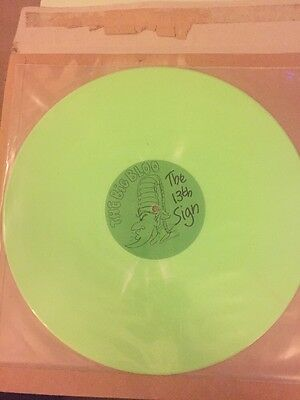 "13th Sign - The Big Bloo, DST 018, 12"" Vinyl"