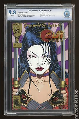 Shi The Way of the Warrior (1994) #1 CBCS 9.8
