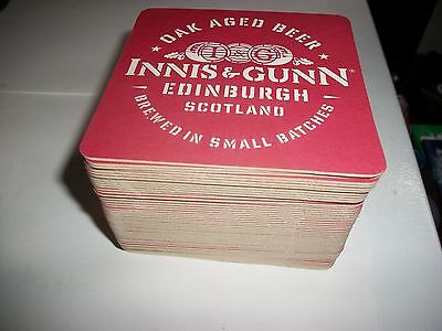 50- Brand New Innis & Gunn Beer Coasters
