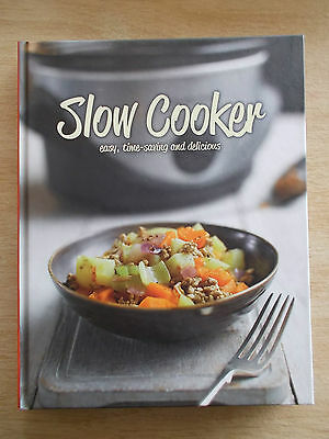 Slow Cooker~Love Food~Recipes~Cookbook~224pp H/B~2012