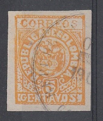 Colombia Scott 189D Used VF