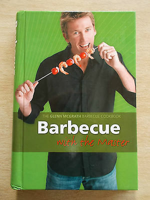 The Glenn McGrath Barbecue Cookbook~Recipes~192pp Spiral-Bound H/B~2005
