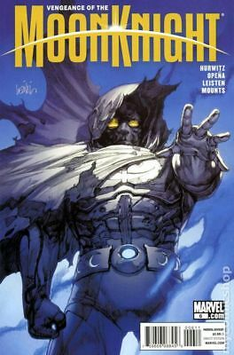 Vengeance of Moon Knight (2009) #6 FN