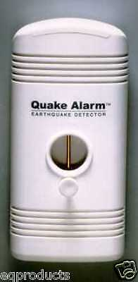Get Early Warning of Impending Earthquake! Buy Original Quake Alarm! Free Ship!
