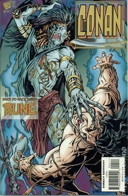 Conan (1995 Marvel) #4 VG LOW GRADE