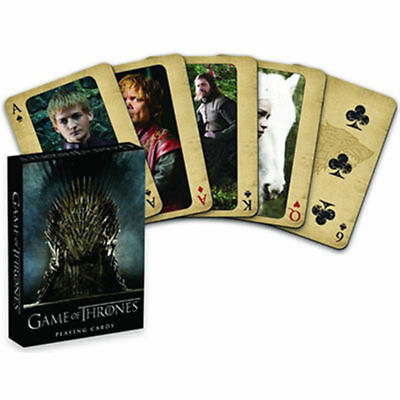 Game Of Thrones New Playing Cards Poker Playing Cards Black Animation Collection