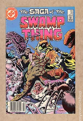 Swamp Thing (1982 2nd Series) #22 VF+ 8.5