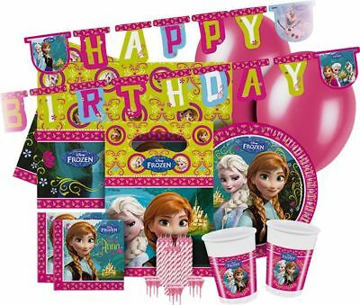 Disney Frozen Party Pack for 16 Guests. From the Official Argos Shop on ebay