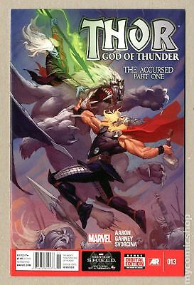 Thor God of Thunder (2012) #13A VF/NM 9.0