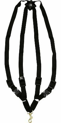 BG Saxophone Harness With Metal Snaphook X-Large For Men