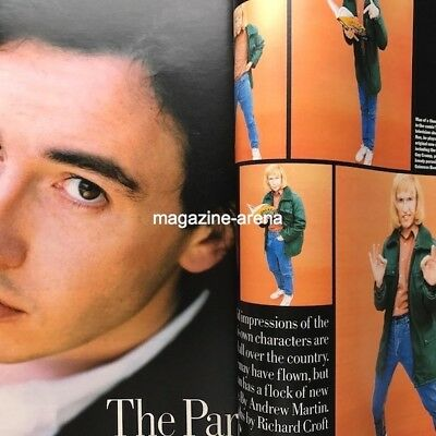 Steve Coogan / The Partridge Family  /  Uk One Day Magazine