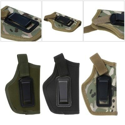1xNylon Holster Waistband Concealed Carry  Bag for IWB GLOCK 17 19 22 23 32 33