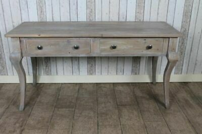 5Ft Reclaimed Pine French Style Limed Sideboard Side Console Table The Florence