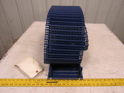 "Intralox Ser. 900 Style FG Flush Grid Conveyor Belt  11' Long 8.90"" Wide"