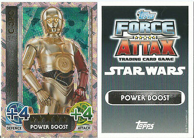 Force Attax The Force Awakens Holographic Cards & Limited Edition Pick Cards
