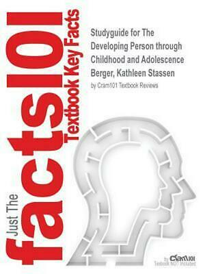 Studyguide for The Developing Person through Childhood and Adolescence by Berger