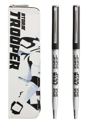 Star Wars Episode VII Stormtrooper Pen And Case Set