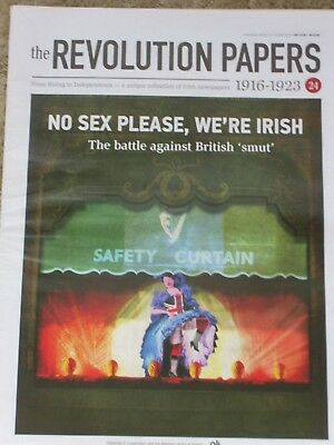 THE REVOLUTION PAPERS-part 24-Irish newspapers(1916-23)NO SEX PLEASE WE'RE IRISH