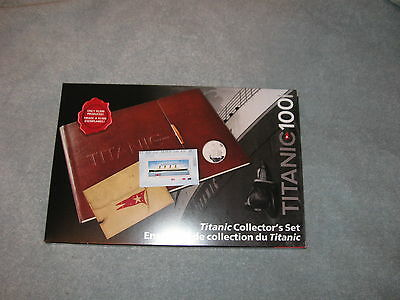 """2012 Canada Post Limited Edition """"titanic Collector's Set"""""""