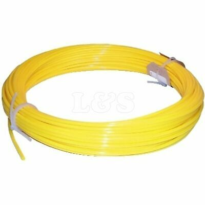 Ylw S/Rig Nylon Tube Length: 15m Od.10mm