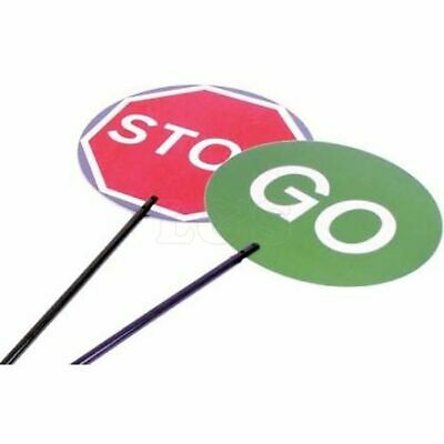 Stop and Go Lolipop Pole