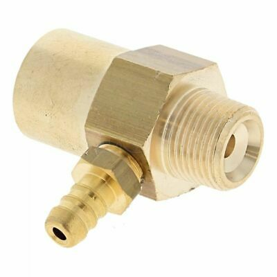 "Fixed Chemical Injector - Size 2.1 - 3/8"" In/Out"