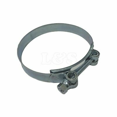 "Wide Band Hose Clip Suitable for 6"" Bore Hose"