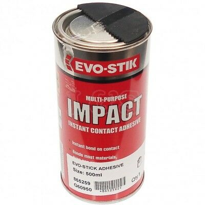 EVO-STICK Impact Adhesive 500ml Tin
