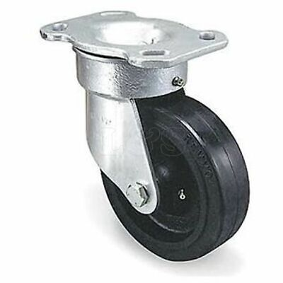"8"" Heavy Duty Polyurethane Sweeper Castor Wheels - Mounting Bolt Dia: 11mm Whee"