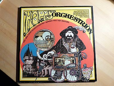 "12"" LP Foc - Siegfried's Mechanisches - Happy Orghestrion - SMMK 05"
