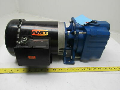 "AMT P63GSR-4977 3/4Hp 3450RPM 208-230/460 Horizontal Coolant Pump 1-1/4"" Ports"